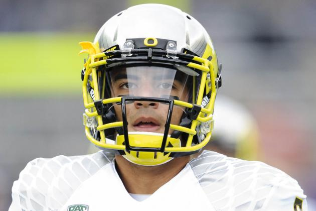 Marcus Mariota's Updated 2013 Heisman Outlook After Win vs. Washington