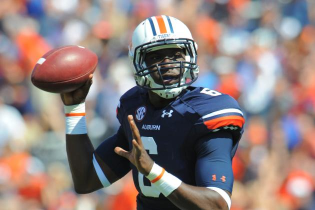 Auburn Football: Why Did Gus Malzahn Burn Jeremy Johnson's Redshirt?