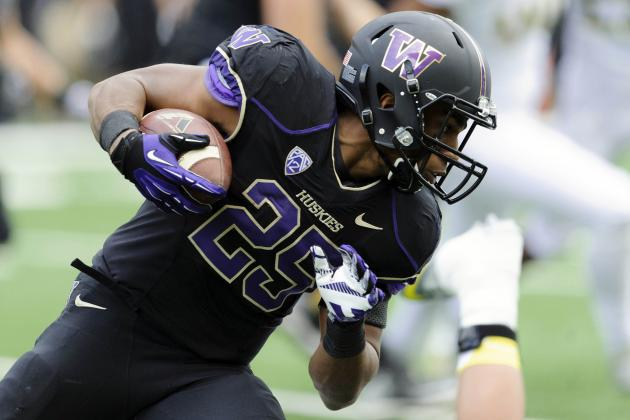 Bishop Sankey's Updated 2013 Heisman Outlook After Loss to Oregon