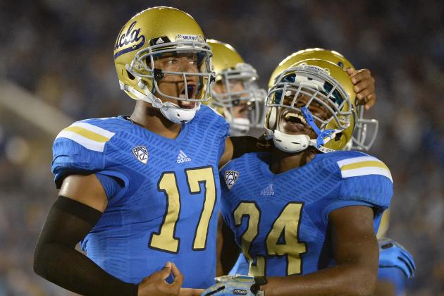 Cal vs. UCLA: Live Score and Highlights