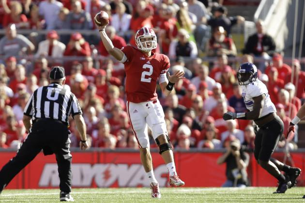 Northwestern vs. Wisconsin: Badgers Prove They Can Win Through the Air Too