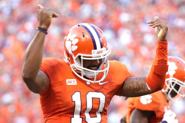 Bring on Florida State, Bring on GameDay: Sloppy Clemson Survives BC 24-14
