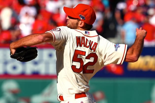 How Michael Wacha Is Breaking out into Superstardom This October