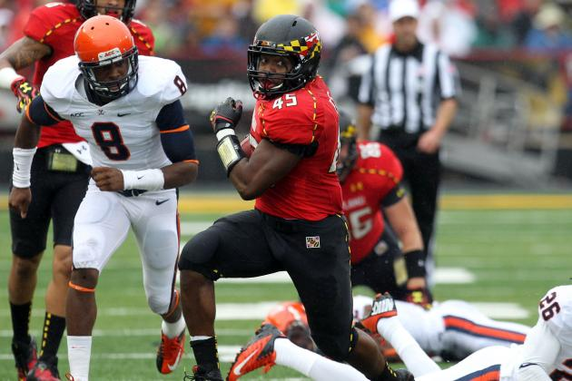 UVa Loses 27-26 at Maryland on Missed Field Goal