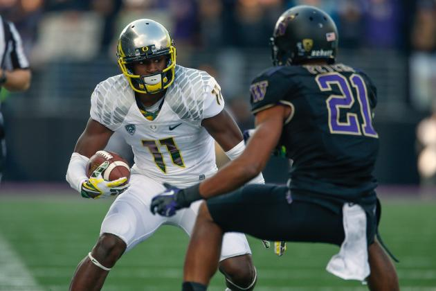 Oregon vs. Washington: High-Scoring Affair Showcases Strength of Pac-12