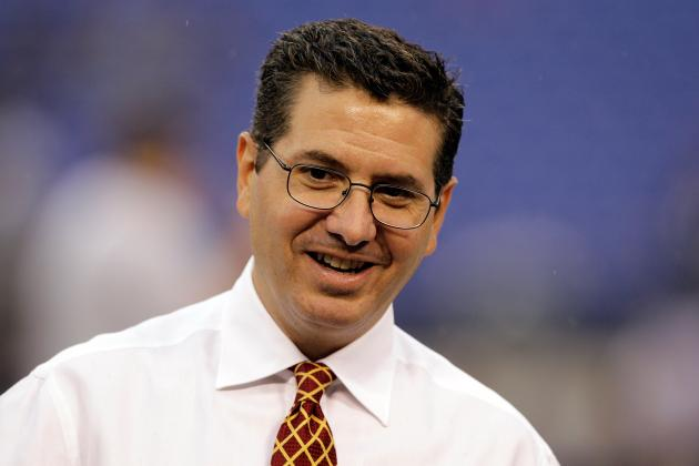 Washington Redskins: Why Dan Snyder Should Change the Name of the Franchise