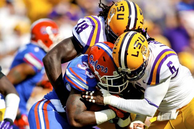 Florida vs. LSU: Swarming Defense Has Tigers Ready for Meat of SEC Schedule