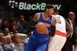 Carmelo 'Ecstatic' He Didn't Have Shoulder Surgery