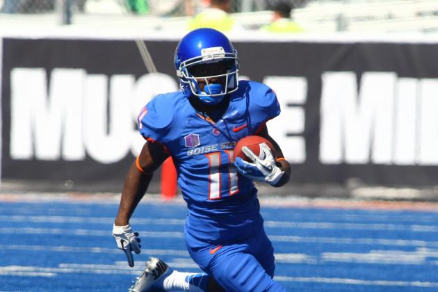 Boise State vs. Utah State: Live Score and Highlights