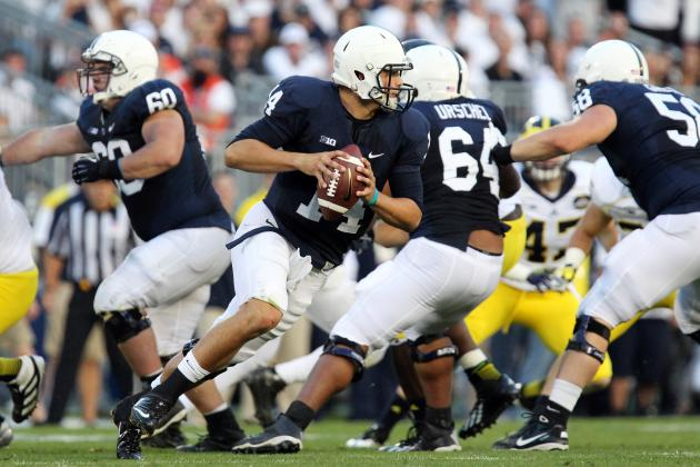 Penn State's Christian Hackenberg Becomes a Legend vs. Michigan