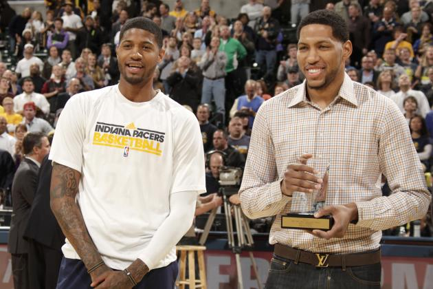 Indiana Pacers Didn't Make Danny Granger Mistake by Maxing Out Paul George
