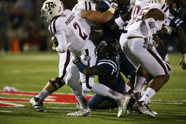 Texas A&M vs. Ole Miss: Score, Grades and Analysis