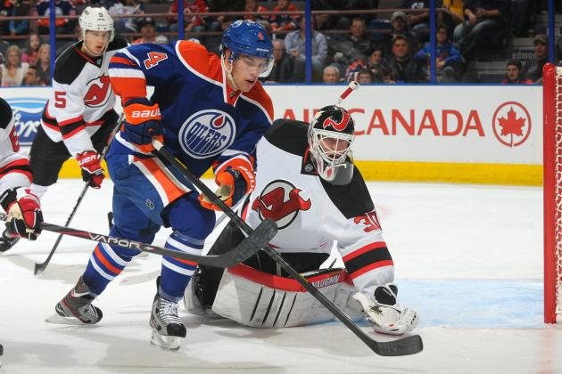 Will Taylor Hall Ascend to Superstar Status in 2013-14 NHL Season?