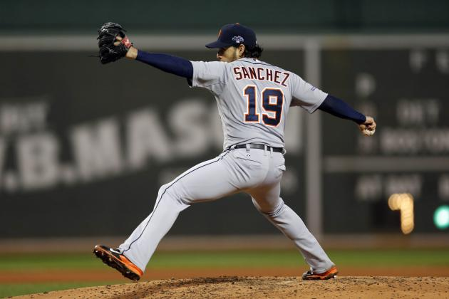 Anibal Sanchez's No-Hit Bid Ends After Being Pulled Before 7th Inning