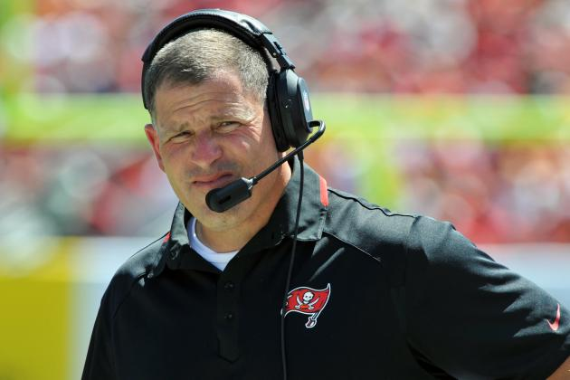 NFLPA Reportedly Identifies Bucs' Greg Schiano as Leak of Information