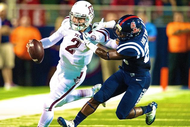 Texas A&M vs. Ole Miss: Live Score and Highlights
