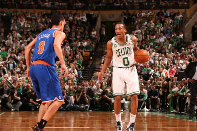 Celtics beat Knicks 111-81 for 1st preseason win