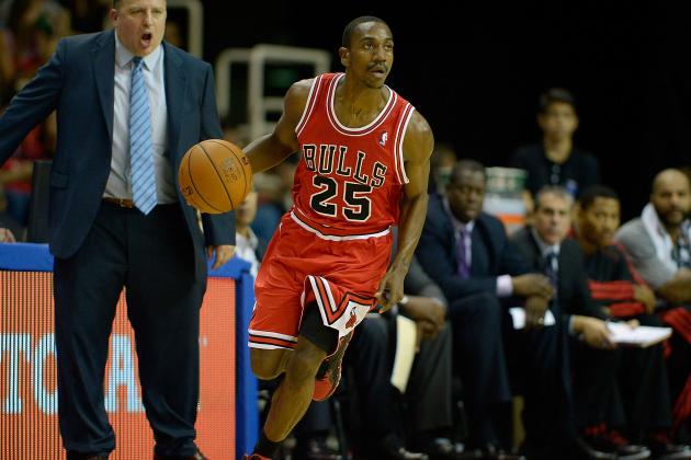 Report: Jazz Interested in Trading for Marquis Teague After Trey Burke Injury