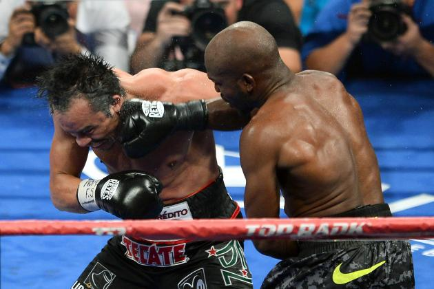 Bradley Retains Welterweight Championship with Split-Decision Nod over Marquez