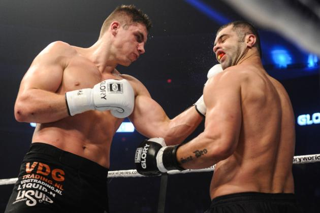 Glory 11 Diary, Day 2: The Crowning of a New Heavyweight King