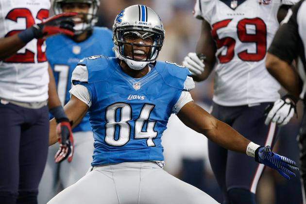 Detroit Lions: The Time Is Now for Ryan Broyles to Step Up