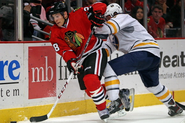 Chicago Blackhawks: Thoughts on a 4-Point Weekend and a Roster Change