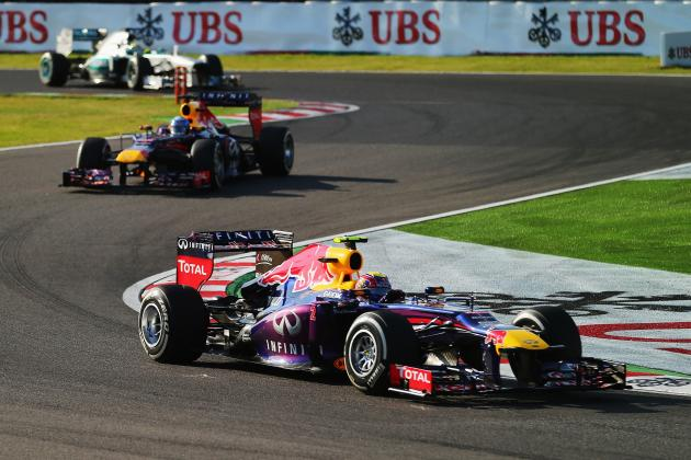 Japanese Grand Prix Live Blog: Updates, Analysis, Reaction