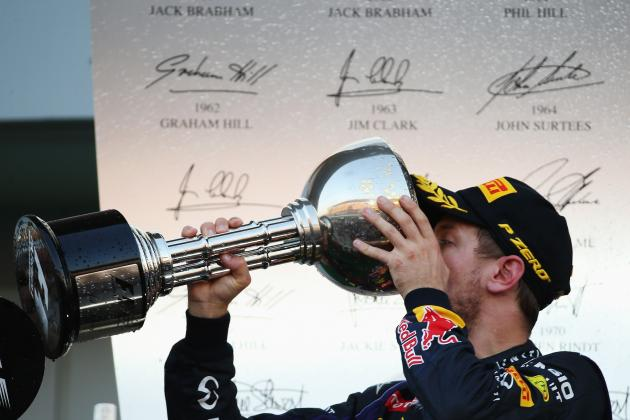 Japanese Grand Prix 2013 Results: Reaction, Stats, Standings, Post-Race Review