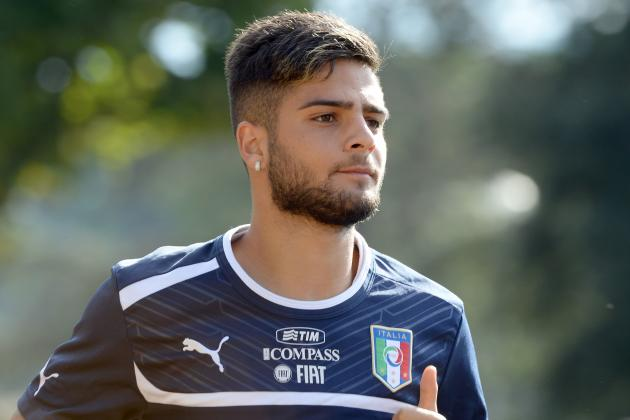 Insigne: 'My Italy in Naples!' | Football Italia