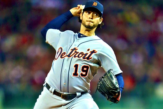Does Tigers' Strikeout Spree Show Their Arms Will Be Red Sox Bats' Kryptonite?