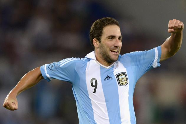 Argentina vs. Uruguay: Date, Time, Live Stream, TV Info and Preview