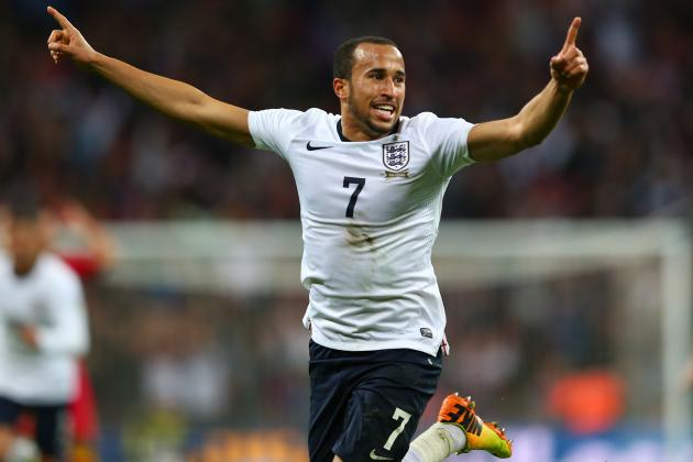 Andros Townsend: Europe's Most Successful Dribbler Has Earned His Spurs
