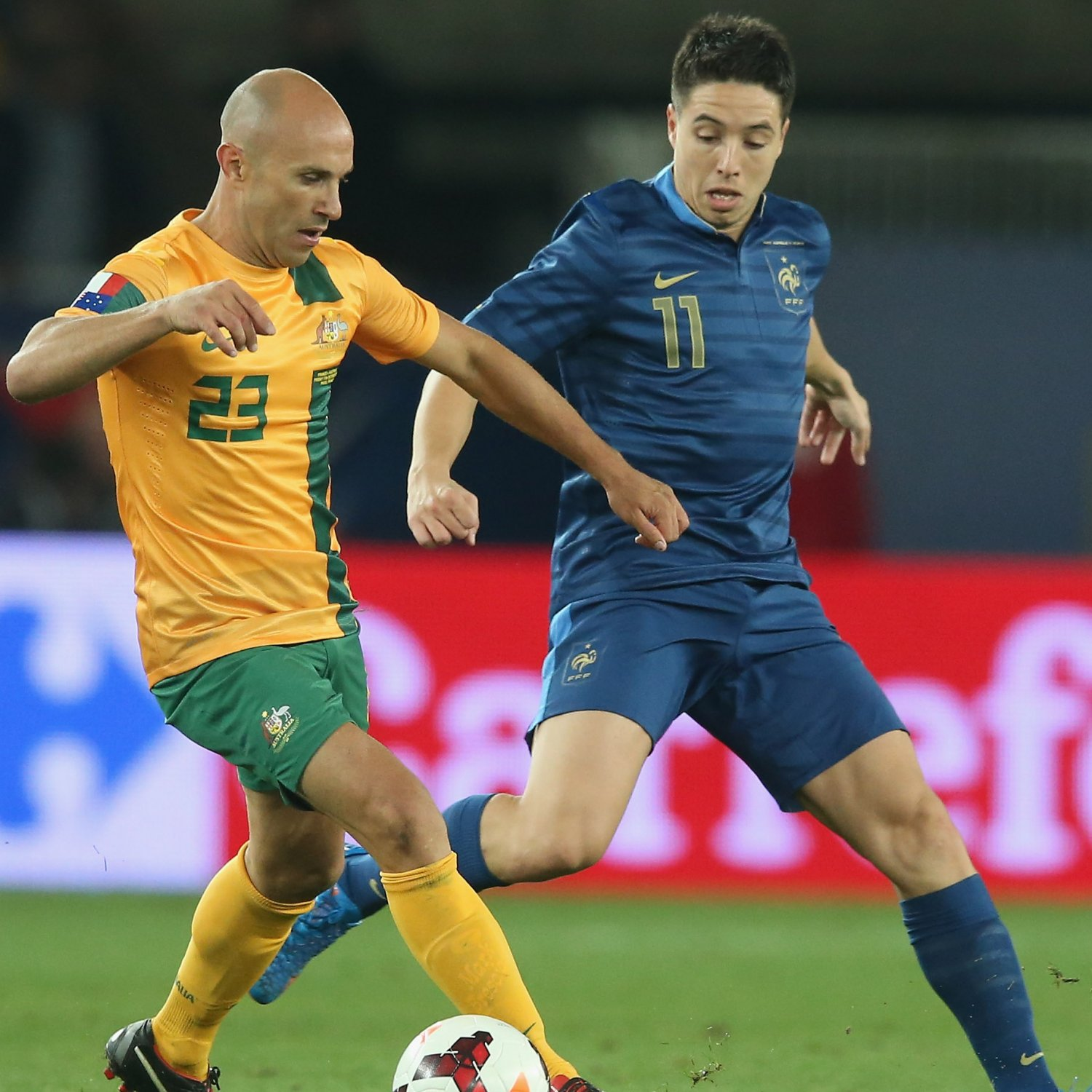 Why Samir Nasri Is Becoming Integral to France 2014 World ...