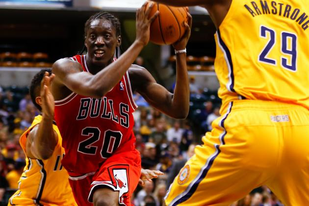 Most Disappointing Chicago Bulls Players in Preseason So Far