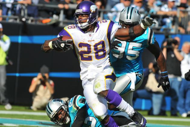 Carolina Panthers vs. Minnesota Vikings: Live Grades and Analysis for Minnesota