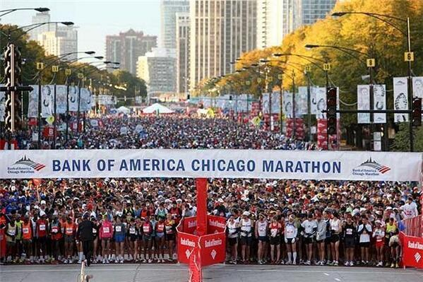Chicago Marathon 2013 Results: Men's and Women's Top Finishers