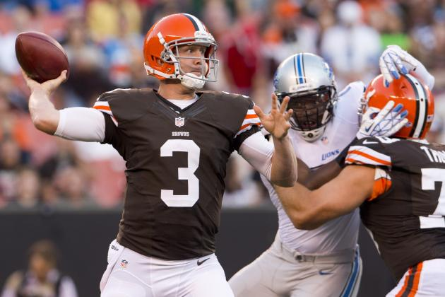 Lions vs. Browns: Live Game Grades and Analysis for Cleveland