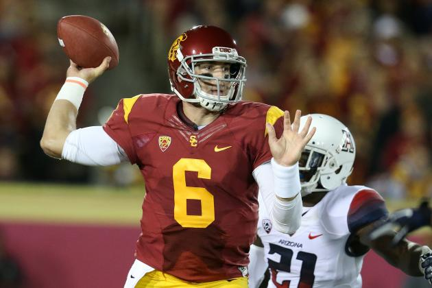 USC Football: How Cody Kessler Can Become a Trojan Legend vs. Notre Dame