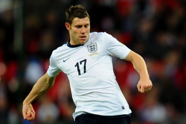James Milner: From Central Midfield Kingpin to Wonderless Wasted Winger