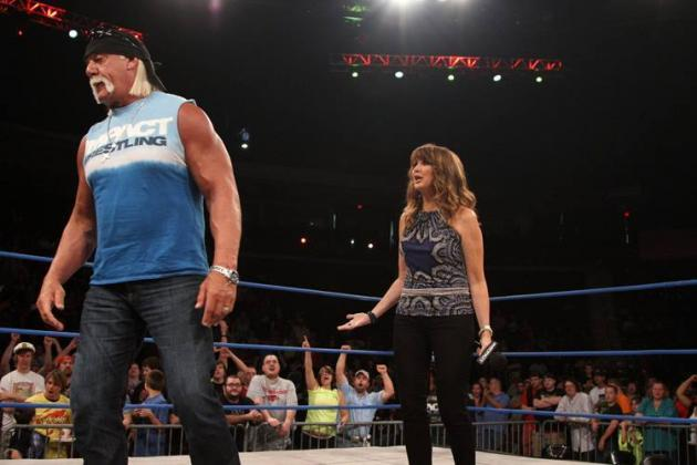 TNA Impact! Wrestling: Hulk Hogan Leaving the Company a Positive Step Forward
