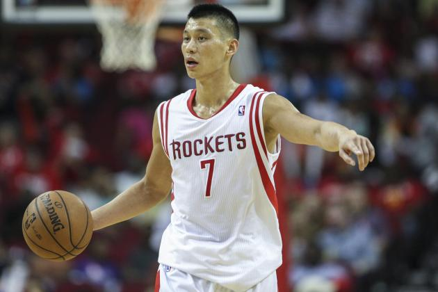 Jeremy Lin Poised to Make Big Strides in 2013 with New-Look Rockets