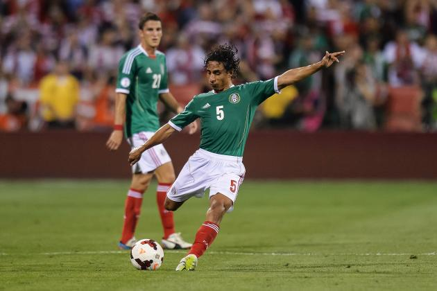 Mexico vs. Costa Rica: Date, Time, Live Stream, TV Info and Preview