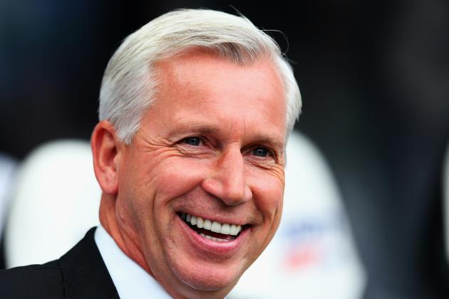 Alan Pardew: I Want to Win Trophies with Newcastle United