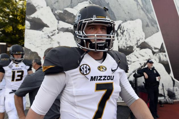 Will Missouri QB Maty Mauk Be Able to Handle Tigers' Tough Schedule?