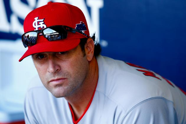 Questioning Mike Matheny: Lance Lynn Gets Game 4 Start for St. Louis Cardinals