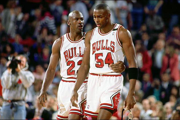Horace Grant: 'You Can't Compare Anybody to Michael'
