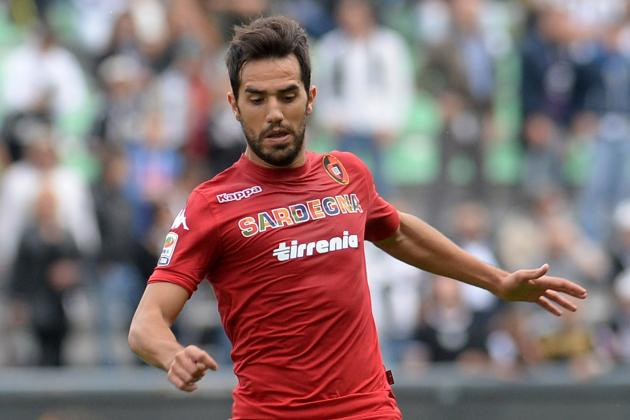 Cagliari star Sau fracture | Football Italia
