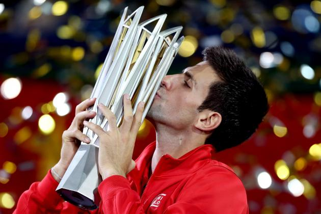 Shanghai Masters 2013: Novak Djokovic Makes Case as World's Best Player