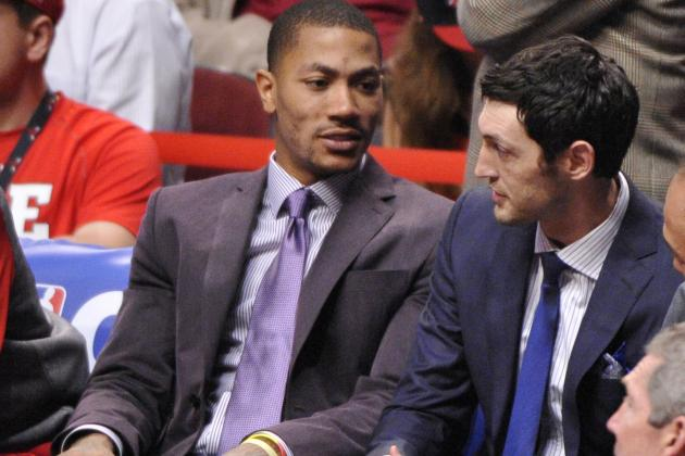 Derrick Rose Wise to Skip Meaningless Preseason Games to Rest Knee