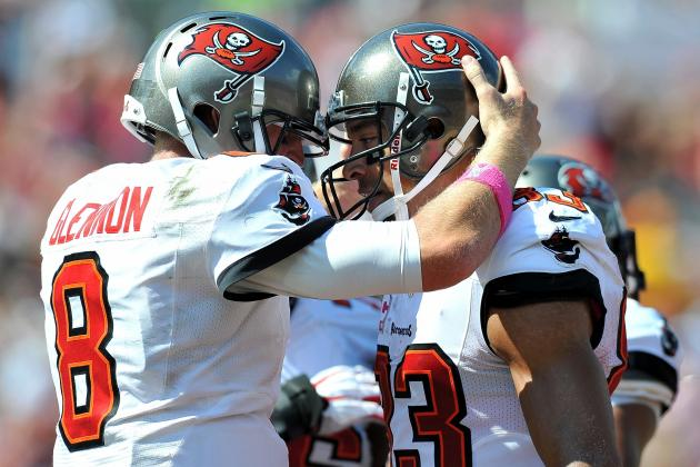 Mike Glennon and Vincent Jackson's Instant Fantasy Reaction After Week 6